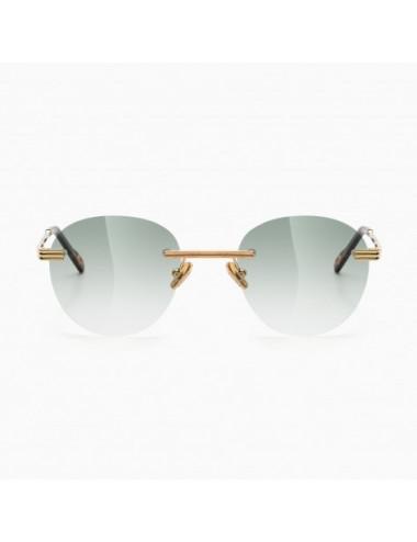BustOut Eyewear Travis Gold/Green