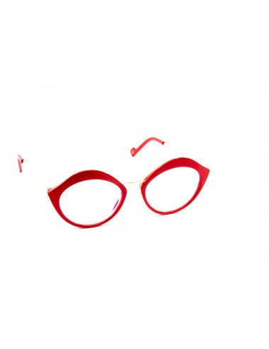 Lips Scarlet reading glasses