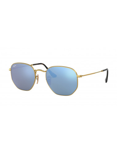 Ray Ban Hexagonal RB3548N 001/9O