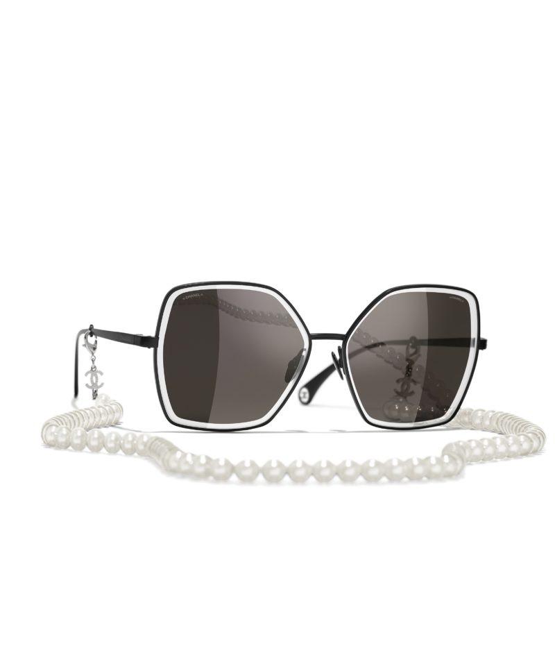 occhiali a farfalla da sole