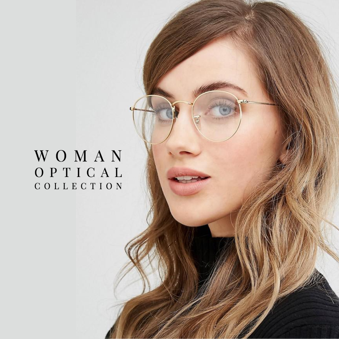 Woman optical collection
