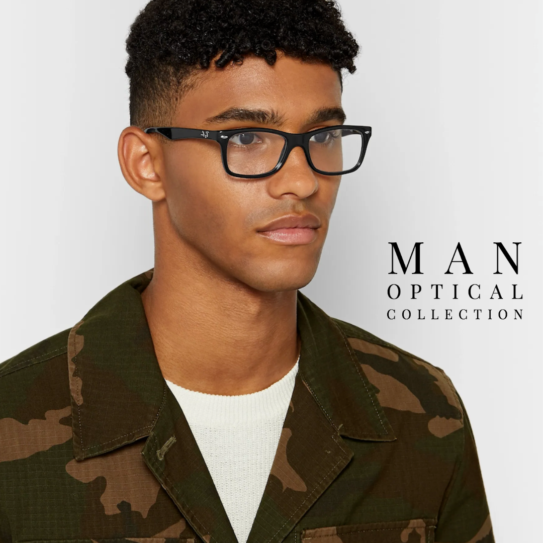 Man optical collection